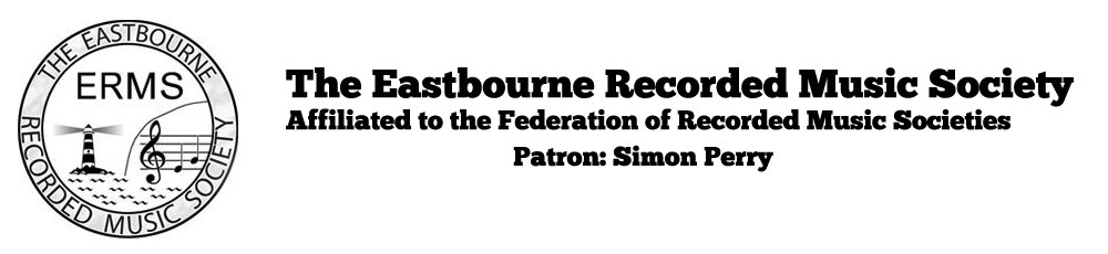 Eastbourne Recorded Music Society -