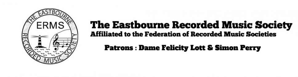 Eastbourne Recorded Music Society –